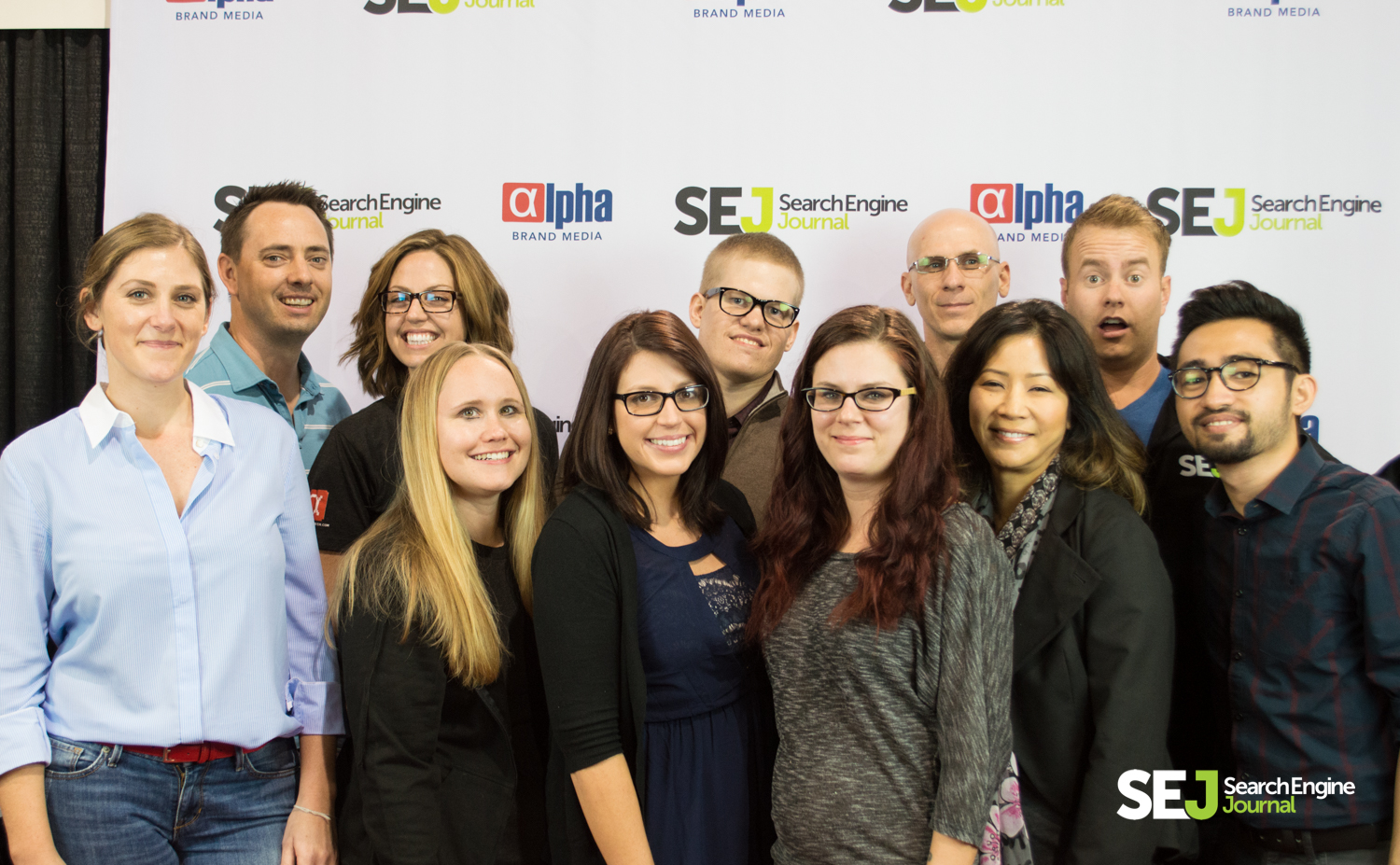 SEJ Team at Pubcon 2014