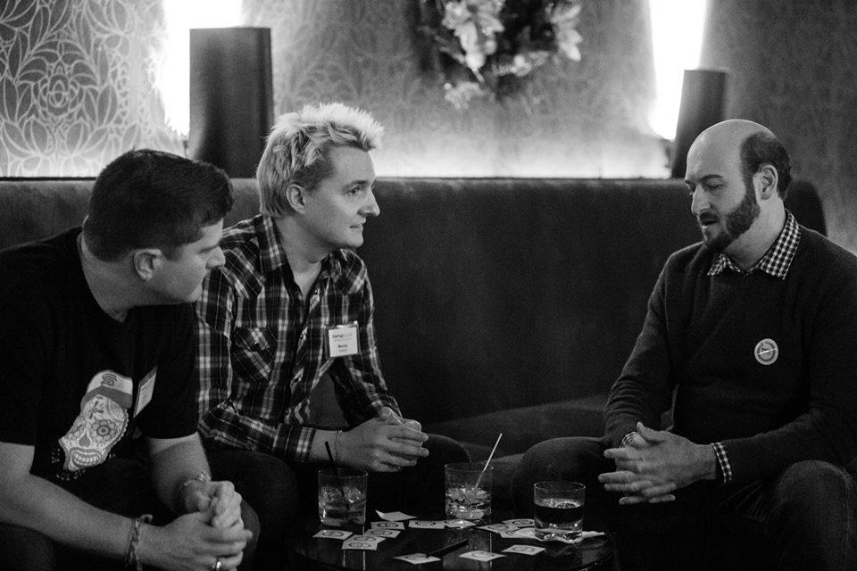 Startup Socials with Murray Newlands and John Boitnott