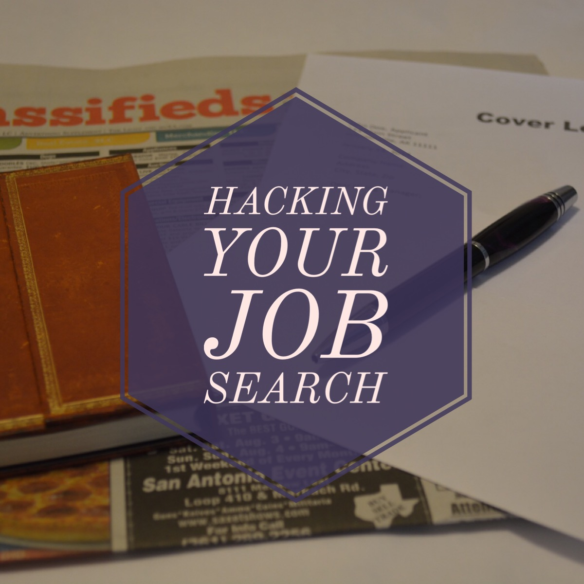 How to Hack Your Job Search