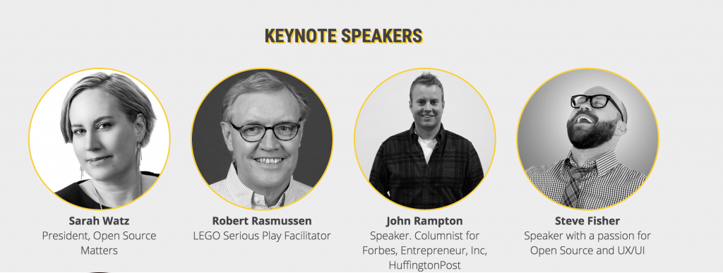 Joomla Day Minnesota Keynotes