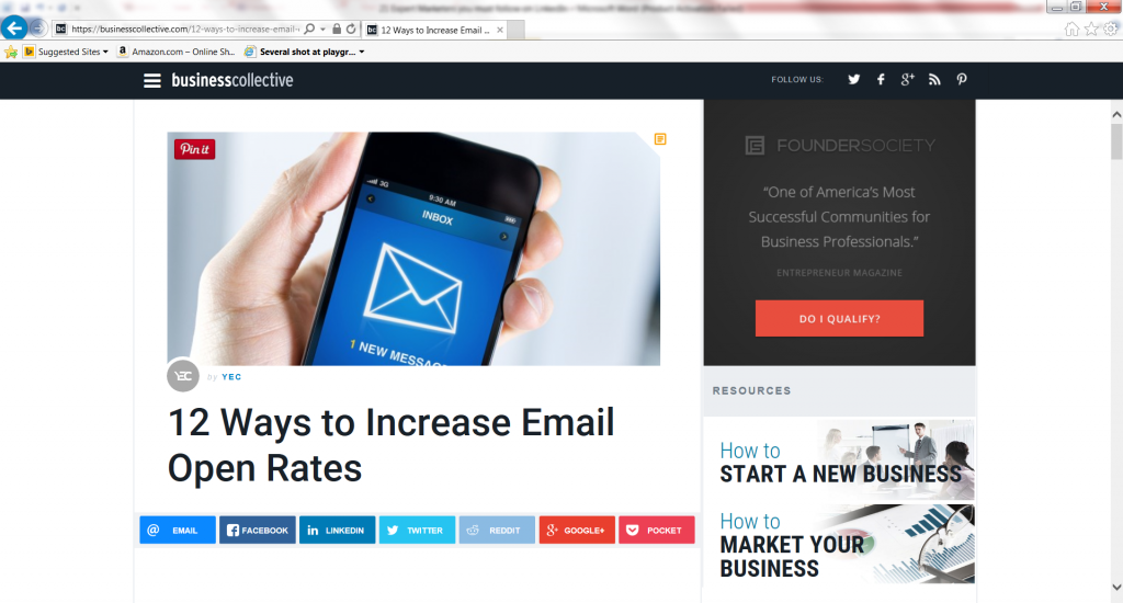12 Ways to Increase Email Open Rates-with John Rampton