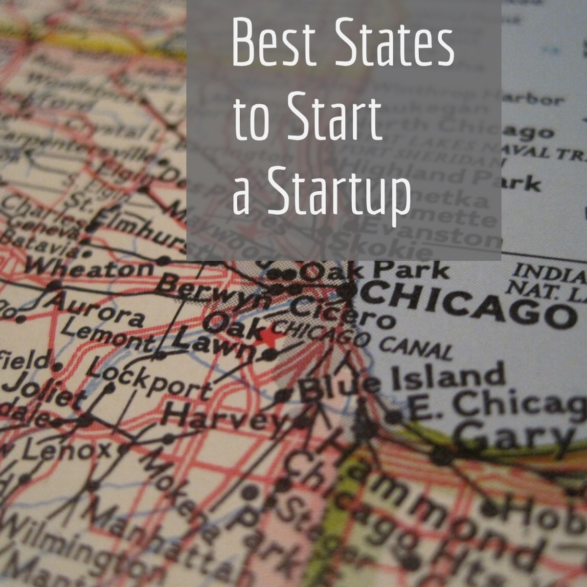 Best States to Start a Startup