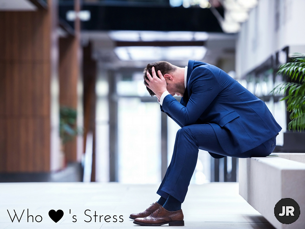 12 ways to become a less stressed person meet john rampton