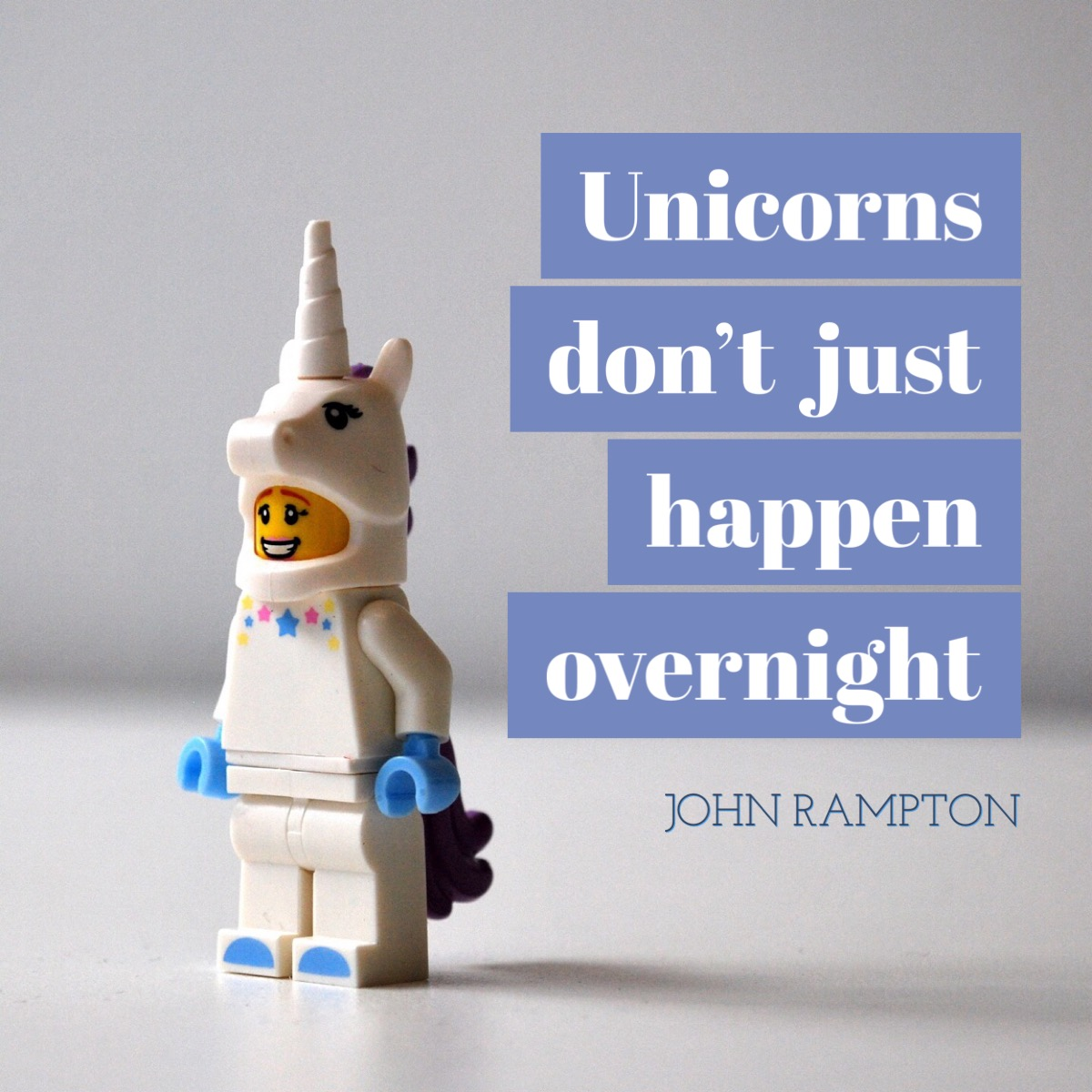 Unicorns don't just happen overnight