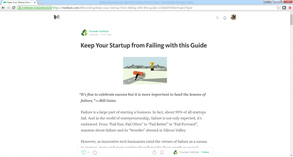 Keeping Your Startup from Failing with This Guide-with John Rampton