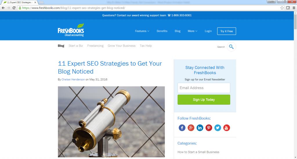 11 Expert SEO Strategies to Get Your Blog Noticed-with John Rampton