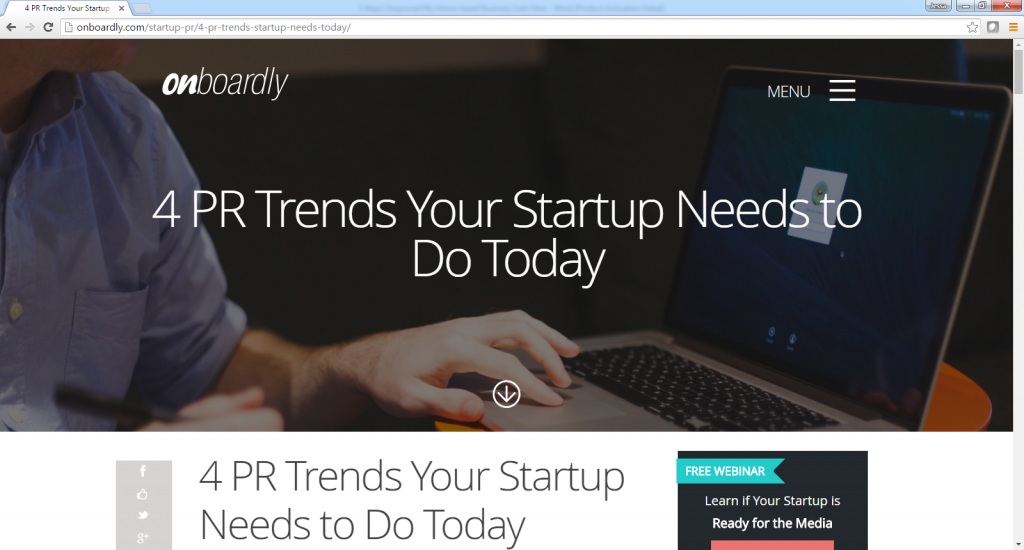 4-pr-trends-your-startup-needs-to-do-today-with-john-rampton
