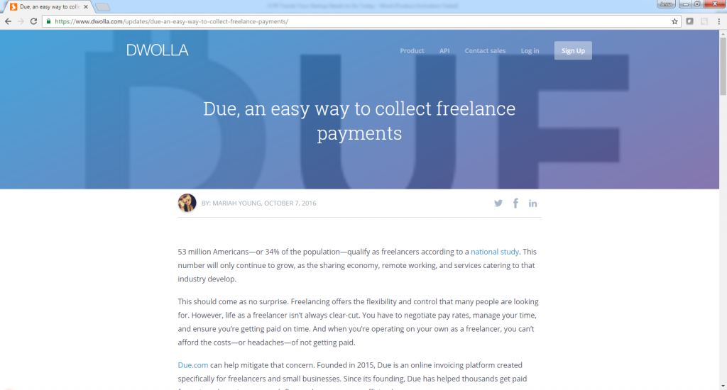 due-an-easy-way-to-collect-freelance-payments-with-john-rampton