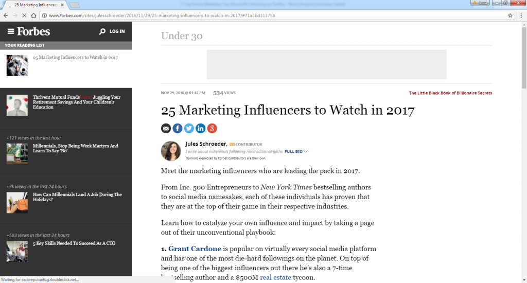 25-marketing-influencers-to-watch-in-2017-with-john-rampton