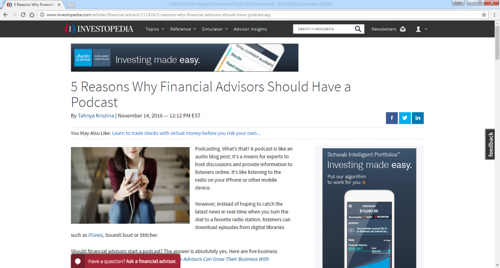 5-reasons-why-financial-advisors-should-have-a-podcast-with-john-rampton